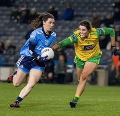 IT'S another bumper weekend in 2019 Lidl Ladies National Football League – with another full round of fixtures across the four divisions on the agenda. Nfl Divisions, Croke Park, Double Header, Ball Storage, National Football League, The Visitors, Lidl, Goalkeeper, Big Game
