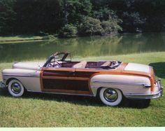 1949 Chrysler Town & Country [w/HEMI] project   eBay