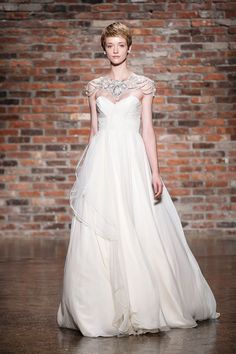 Found: The Wedding Dress of Your Dreams, Hot Off the Runways