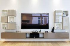 [BLOG POST] : Lago chez nos clients : un meuble TV à la pointe du design !