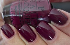 OPI polish Casino Royale swatch (shade 2)