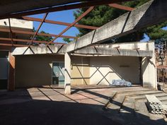 An AutonomeForme Project for the Rehabilitation of a modern school and its garden in Palermo