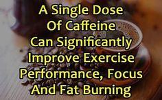 Coffee improves focus & fat burning #coffee #caffeine #fat #weightloss