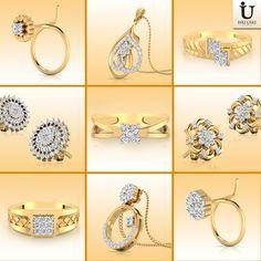 Best Designer Jewellery - Exclusive Gold & Diamond Jewellery