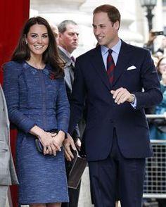 Los Duques de Cambridge celebran su primer aniversario de boda   http://www.europapress.es/chance/realeza/noticia-duques-cambridge-celebran-primer-aniversario-boda-20120429120015.html