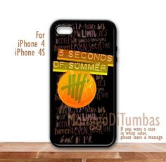 5 sos 11 For iPhone 4, iPhone 4s cases
