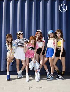 I've met Apink when they were on their tour for NA tour in LA Who was there?