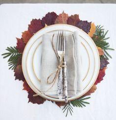 Come realizzare meravigliose decorazioni fai da te per la casa adoperando le foglie autunnali: vasi, centrotavola, lanterne..la casa si tinge di arancione!