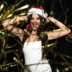 Happy Holidays from Selena Gomez!