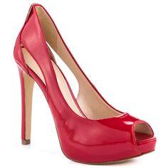 Harrah 3 - Medium Red LL Guess Shoes $99.99