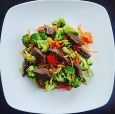 Beef Stir Fry – Totally Fit Mama