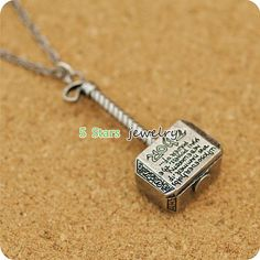 Hey, I found this really awesome Etsy listing at https://www.etsy.com/listing/183884252/hot-movie-jewelry-thor-the-dark-world
