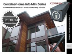 Shipping container homes book 14 by shippingcontainerhomes - issuu