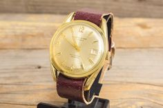 Vintage #North-Star automatic watch by Choisi watch co. by GAALco