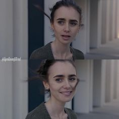"Lily Collins ""To the bone"" Sad Child, To The Bone Movie, Lily Rose Depp, Young Actresses, Lily Collins, The Most Beautiful Girl, Femininity, Woman Face, Tumblers"