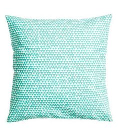 old H&M Cotton cushion cover $7.95: