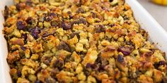 Cranberry-Walnut Stuffing