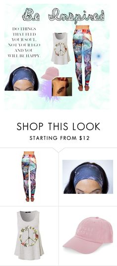 """""""Be Inspired"""" by confusedgirlinthecity ❤ liked on Polyvore featuring Nasaseasons"""