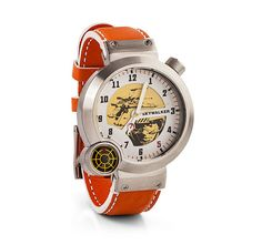 ThinkGeek utilized their force powers and released two Designer Star Wars Watches.