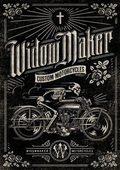 Widow Maker Custom Motorcycles