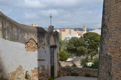 Más tamaños | Sant Pere de Ribes, L'església nova des de l'església vella. | Flickr: ¡Intercambio de fotos!