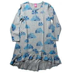 Littlehorn Cloudy Dress Little People, Gender Neutral, Kimono Top, Boys, Winter, Inspiration, Clothes, Collection, Dresses