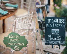 Plugged v un-plugged wedding