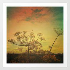 Summer Enchantment Art Print by Olivia Joy StClaire - $19.00