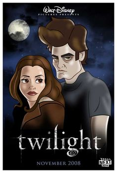 "Movie Franchises Get Disney-fied: ""Twilight"""