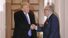 Trump finally gives Rudy Giuliani a job ... kind of Read more Technology News Here --> http://digitaltechnologynews.com  Former New York City Mayor and recent Donald Trump superfan Rudy Giuliani has finally been blessed with a government job   the small fruit perhaps of spending 2016 praising the president-elect at every opportunity.   The job is not quite a job really but hey. Giuliani after apparently being considered for secretary of state will instead be an informal cybersecurity advisor…