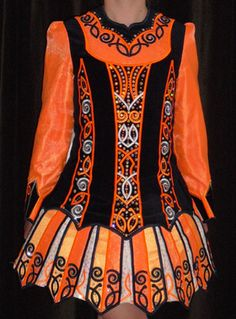 Irish Dance Solo Dress Costume by Elevations