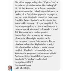 """37 Beğenme, 3 Yorum - Instagram'da Jale Muratoğlu (@karmastrologjalemuratoglu): """"Haritanızda """"JÜPİTER """" retroysa😯"""""""
