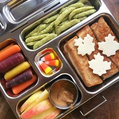 CleanLittleEats lunch