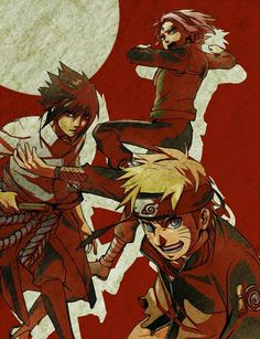 Strongest Team in Naruto