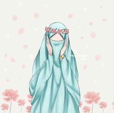 I love hijab . Hipster Drawings, Cute Drawings, Muslim Girls, Muslim Women, Deviantart Drawings, Hijab Drawing, Islam Marriage, Islamic Cartoon, Lovely Girl Image