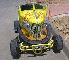 9884d6d1 Street Legal Bumper Cars Motorcycle Engine, Motorcycle Parts, Car Makes,  Tom Wright,