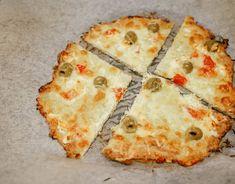 Mozzarella, Low Carb Recipes, Feta, Nom Nom, Food And Drink, Pizza, Cheese, Low Carb, Low Calorie Recipes