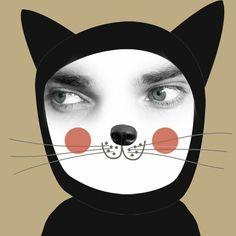http://lespapierscolles.wordpress.com/2013/06/18/helena-pallares/  Helena Pallarés #collage #graphisme #illustration #art