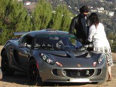Patrick Dempsey's super fast Lotus Exige S sports car  #ParrickDempsey #Car #CelebrityCar #LotusExige