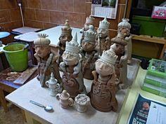 art. Bronislav Kuba  - ceramika