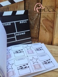 Detalles de una Boda: Libro firmas Wedding Photos, Wedding Ideas, Hollywood, Red Carpet, Cinema, Weddings, Engagement, Ideas, Personalized Gifts