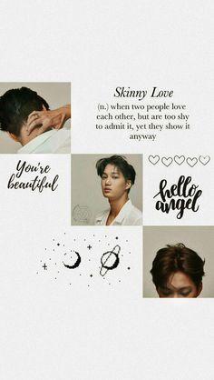 Kai is god Wallpapers Kpop, Cute Wallpapers, Exo Lockscreen, Skinny Love, K Wallpaper, Exo Fan, Exo Ot12, Kim Jong In, Exo Members