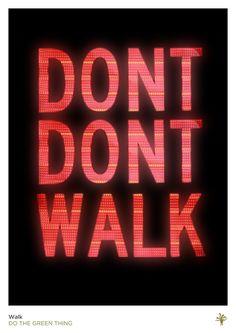 Walk by Emily Oberman