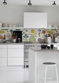 35 Images Modern Kitchen Wallpaper With Design And Ideas For Your