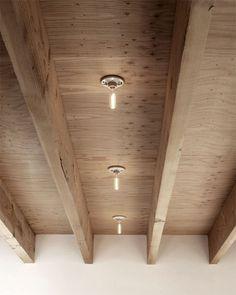 Znalezione obrazy dla zapytania plywood ceiling