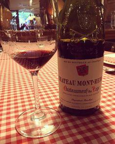 Amazing sunday in hostal sport priorat 😍🍷🍂🍃 with chateau mont redon Chateauneuf Du Pape, Sunday, Wine, Sport, Drinks, Bottle, Amazing, Drinking, Domingo