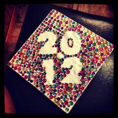 Graduation cap 2012..Except now its 2013