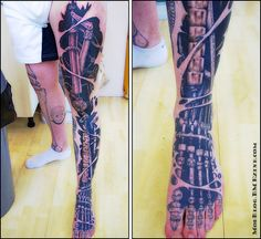 Something similar to what I like but this is defiantly not what I want. Think it looks like its stuck on his leg rather than part of the guy.