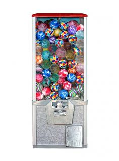 You may buy best reliable Nortwestern gumballs machines such as Series 60 and Series 80 with candy wheels, gumballs or bouncy balls wheels and tough coin mechs from us on Florida on wholesale prices for capsuled toys vending http://entervending.com/product/super_80_machine