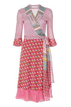 This is way out of my price range but so gorgeous.  Love DVF.  Self Made, Self Taught - #YouBeYou with DVF
